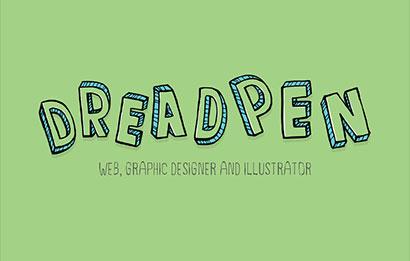 Dreadpen - Web & Graphic Designer