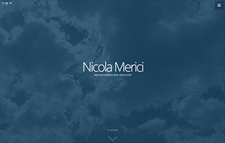 Nicola Merici Portfolio