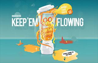 Innocentre - Keep'em flowing