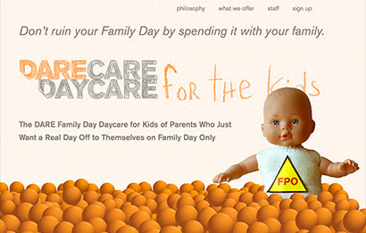 DARE Care Day Care for the Kids