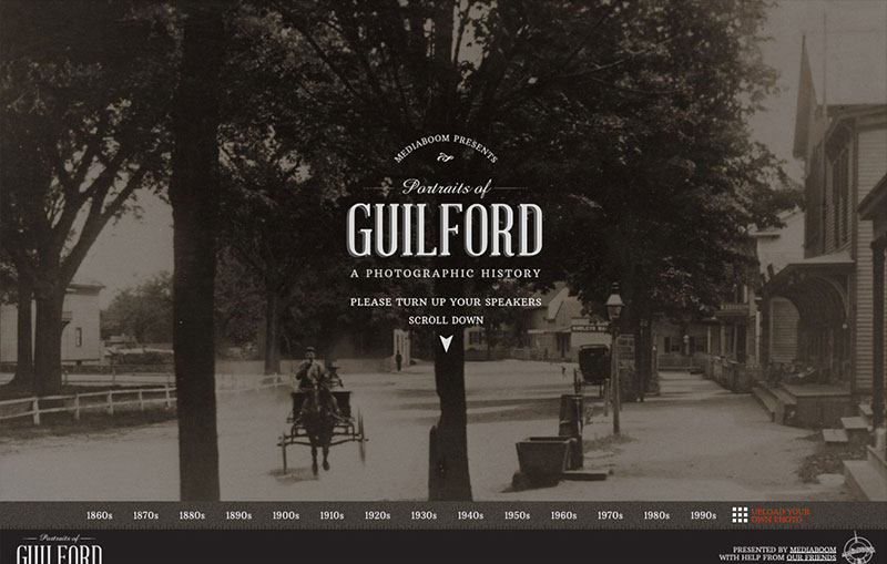 Portraits of Guilford