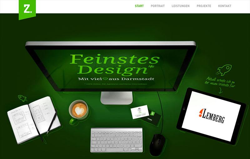 ZAHNKE. Feinstes Design.