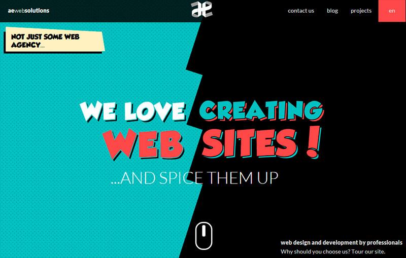 ae Web Solutions