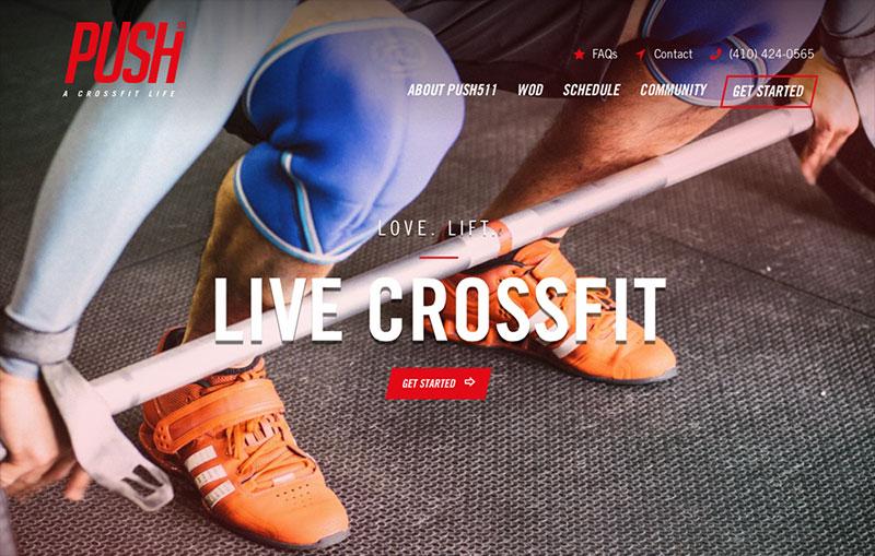 PUSH511 - A CrossFit Life