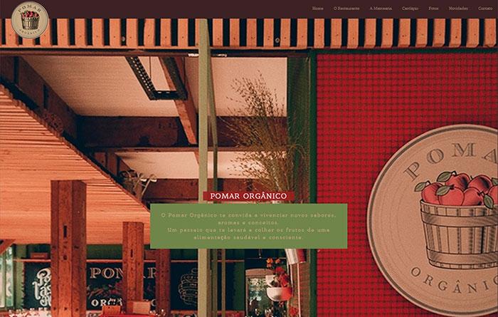 Restaurante Pomar Orgânico