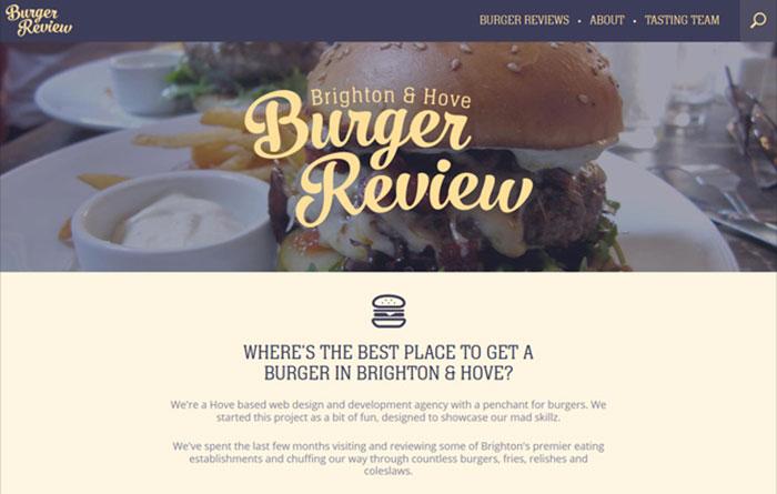 Brighton & Hove Burger Review