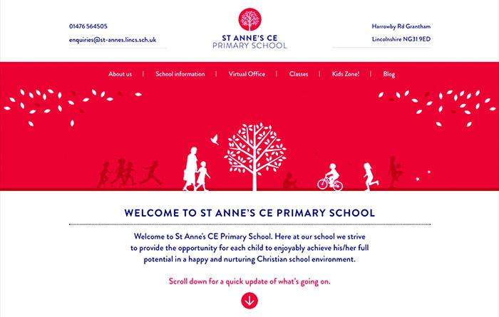 St Annes Primary School
