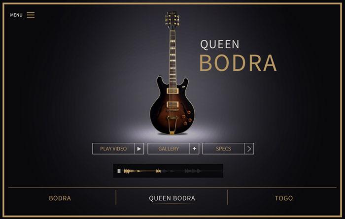 Katar Guitars