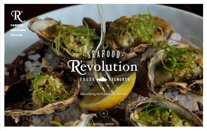 Seafood R'evolution