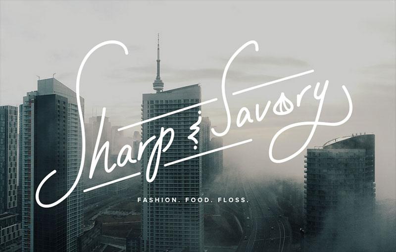 Sharp & Savory