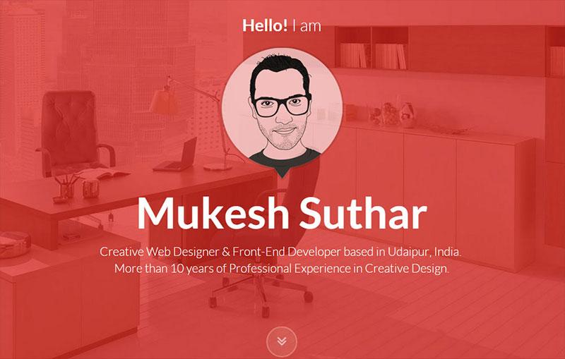 Designer Mukesh