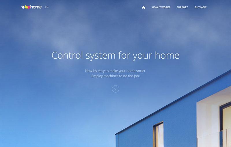 Taphome | Smarthome 2.0