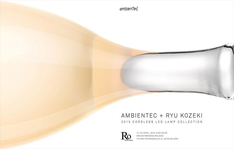 AMBIENTEC + RYU KOZEKI