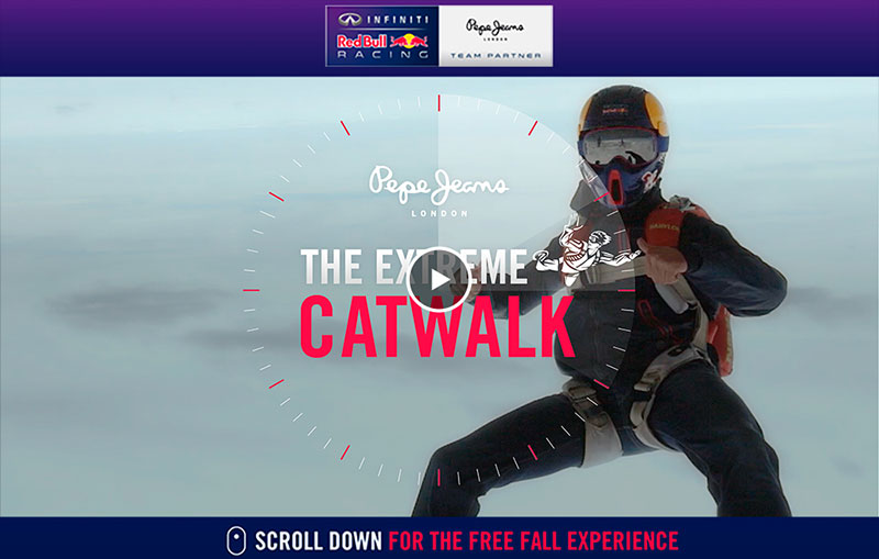 The Extreme Catwalk
