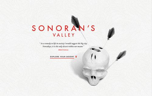 Sonoran's Valley