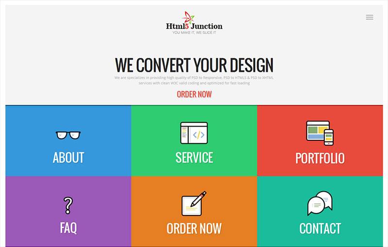 HTML5 Junction
