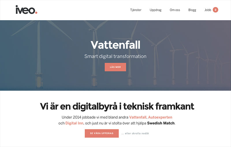 IVEO – A Swedish Digital Agency