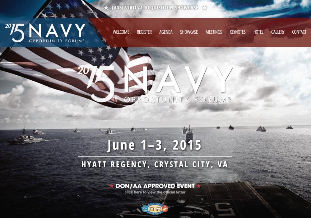 Navy Opportunity Forum