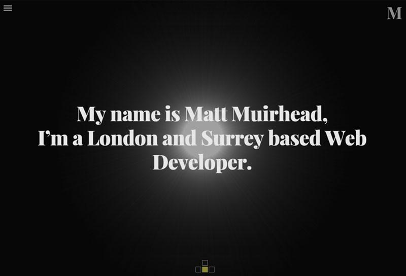 Matt Muirhead