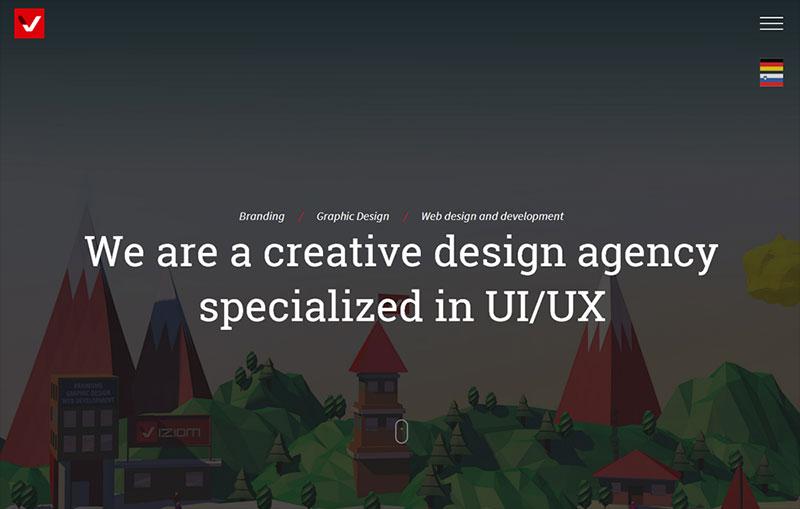 Viziom | creative design agency