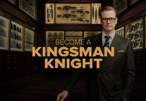 Become a Kingsman