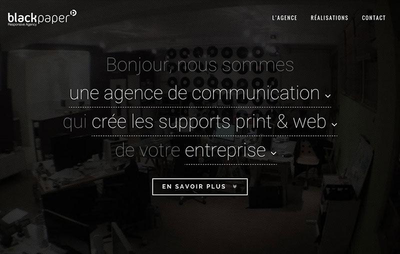 Agence Blackpaper