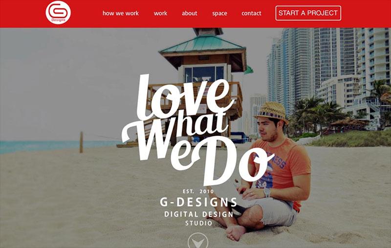 G-Designs