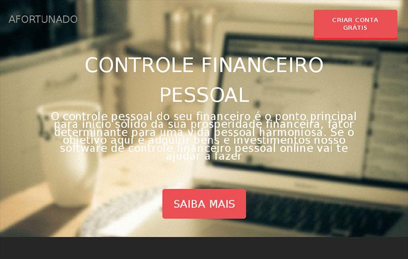 Sistema Financeiro Online