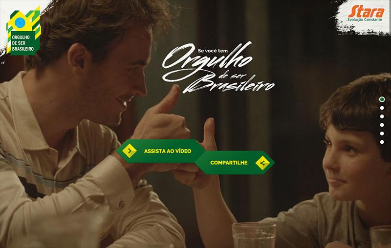 Stara - Orgulho de Ser Brasileiro