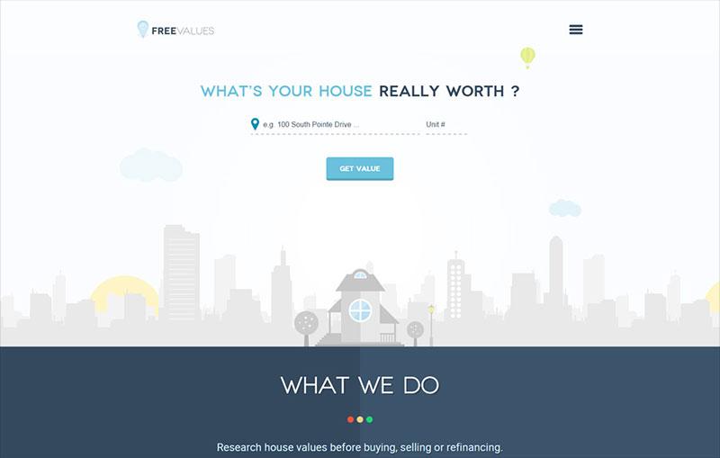 Free House Values