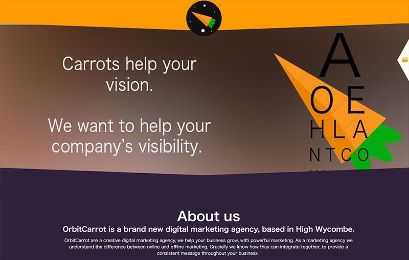 OrbitCarrot Marketing Agency
