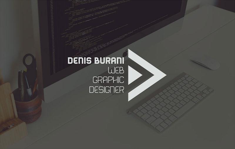 Denis Burani Web Designer