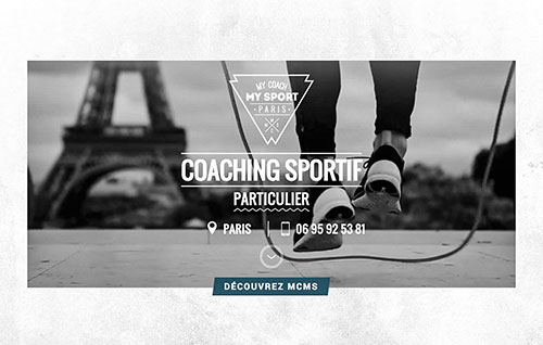 My Coach My Sport - Paris