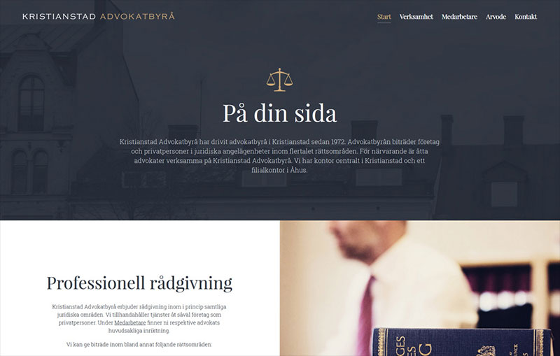 Kristianstad Advokatbyrå