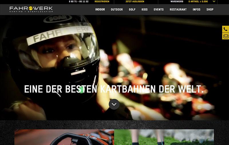 FAHRWERK - Karting & Eventlocation