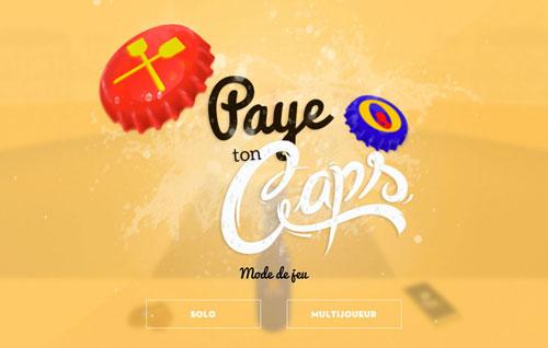 Paye ton caps