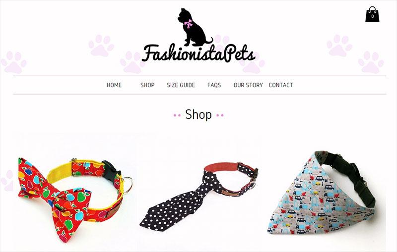 Fashionista Pets