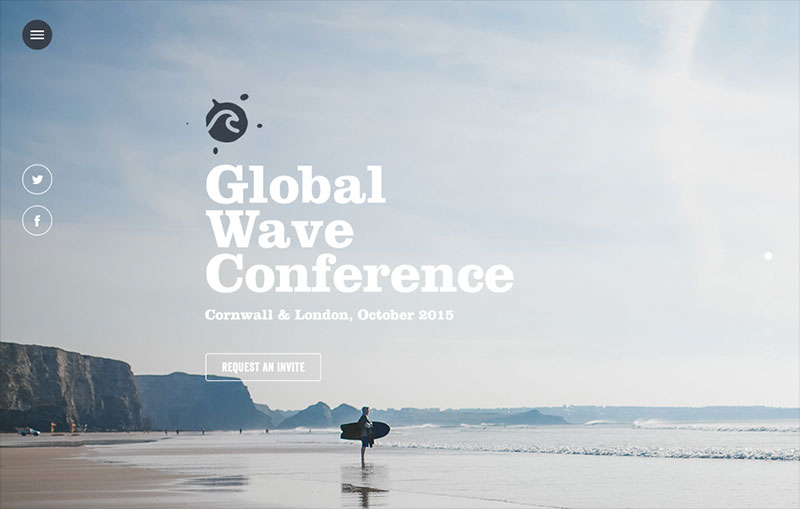 Global Wave Conference - CSS Winner