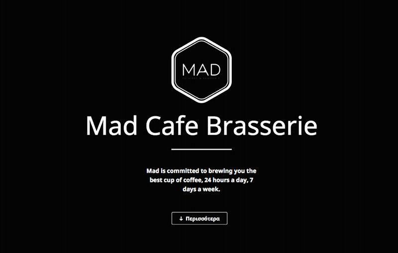 Mad cafe brasserie