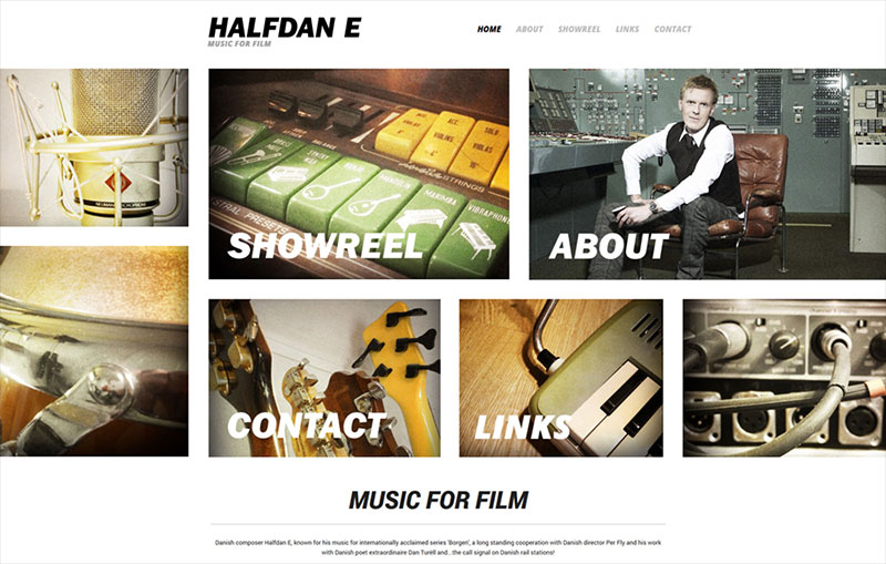 HALFDAN E