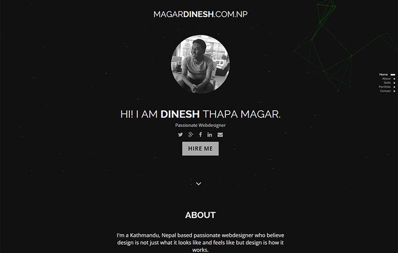 MagarDinesh.com.np