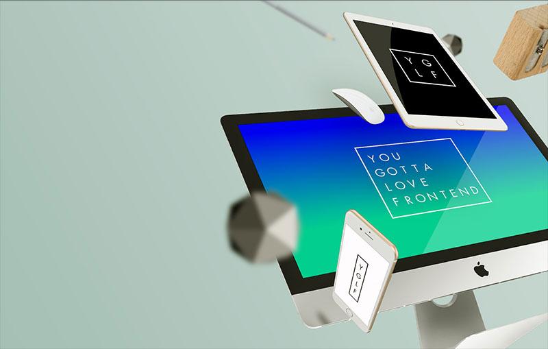 FrontEnd is Code, Design & Behavior