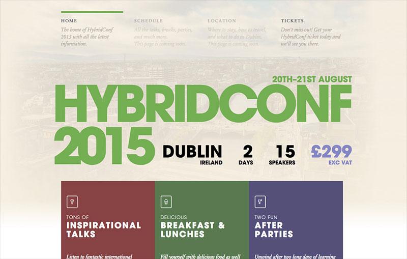 HybridConf 2015