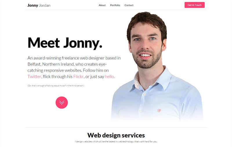Jonny Jordan's Portfolio