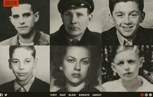 Riga Ghetto Holocaust Museum