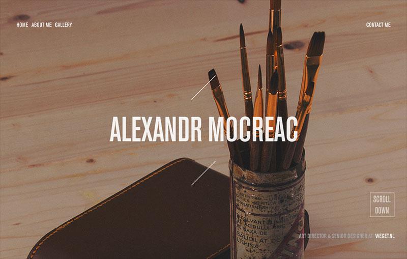 Alexandr Mocreac
