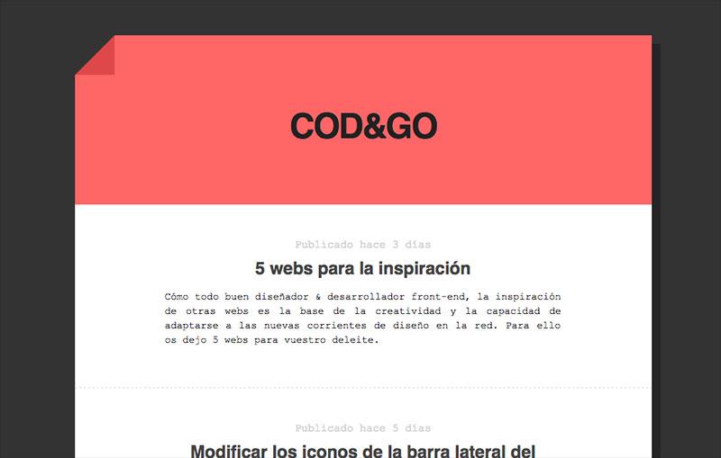 COD&GO