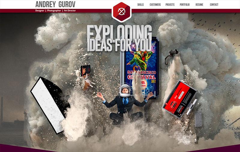 Andrey Gurov - Designer Portfolio