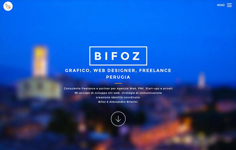 Bifoz - graphic web designer