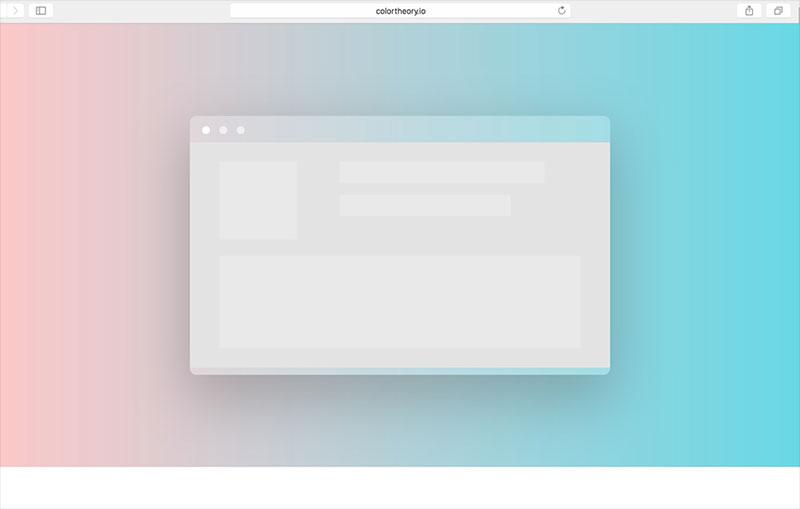 ColorTheory UI/UX